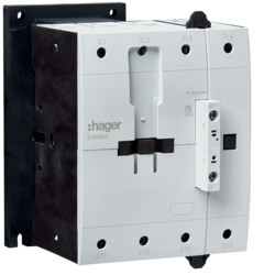 EVN160C - Contactor 4P 160A 190 - 240 V 50/60 Hz HAGER EAN:3250612236480