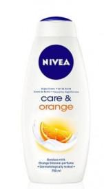 Higiene Pessoal, Detergentes e Ambientadores - 4321 - Nivea Gel Banho Laranja 750ml K.M.S