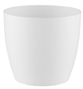 HORTA E JARDIM - 2291 - Vaso San Remo 14cm Branco Artevasi