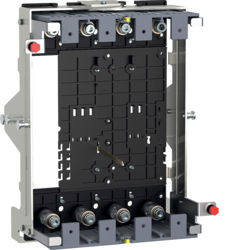 HYW333H - Adaptador p/chassis ext. 4P x630/P630 HAGER EAN:3250613201258