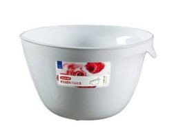 KETER CURVER 221924 Bol Kitchen Essentials 3.5L P(cm)26 A(cm)15,2 L(cm)23,3