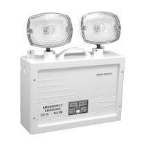 OLYMPIA ELECTRONICS Armadura emergencia LED 2x3 Leds 470 lm, 90 min. GR-30LED