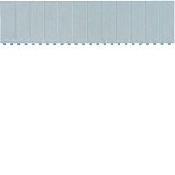 P012 - Másc. branca RAL 9010 em banda 12M HAGER EAN:4010330611926