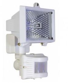 Projetor com sensor 150W Branco