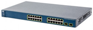 Switch Cisco Catalyst 3560 PoE-24 - (Semi-novo)