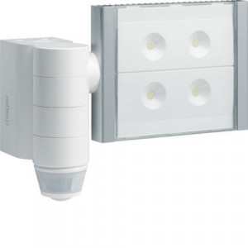 TRE600 - Projector LED+det. mov. 220/360° RF KNX HAGER EAN:3250617579346