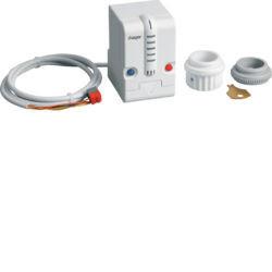 TX502 - Electroválvula c/ regulação KNX HAGER EAN:3250616045026