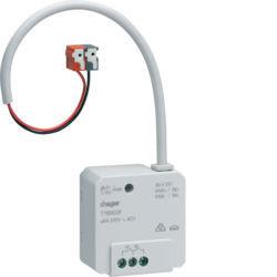 TYB602F - Actuador bin 2 canais 6A encast KNX-S HAGER EAN:3250616059405