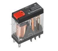 Weidmuller RELÉ DRI424524LT (24VAC c/LED+B. Teste) 2 CI 7760056343