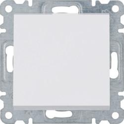 WL0020 - lumina 2 Comutador de escada, branco HAGER EAN:8694407000170