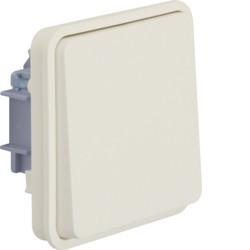 WNA001B - cubyko - Comutador escada, branco HAGER EAN:3250617175012
