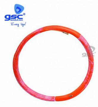 000601068 - Sonda de glândula 4mm 20M de vidro + fibra de metal 8433373010680