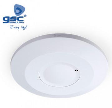 001401393 - Detector de movimento de superfície de teto 360º 230V microondas 8433373013933