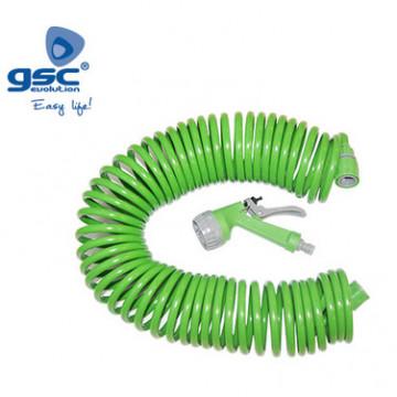 003602045 - Kit de mangueira em espiral 15M com pistola de 7 funções 8433373020450