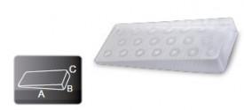 003803802 - 8433373038028 Tope portas tipo cunha PVC