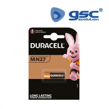 009000141 - Bateria alcalina Duracell MN27 Blister 1 5000394023352