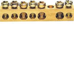 01 - K142 - 4010330712128 Barramento 3x16+4x10 s/base HAGER