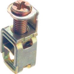 11 - L4187CHRO - 4012740254786 Ligador para fio de terra HAGER