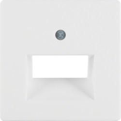 14096089 - Q.x - espelho RJ45 duplo, branco BERKER EAN:4011334313939