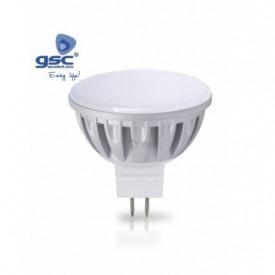 2001498 - 8433373014985 Lâmpada Dichroic do diodo emissor de luz 6W SMD MR16 6000K 12V
