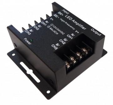 214417.1288 - Amplificador RGB 12-24Vdc 3x96W (12Vdc) - Quant. fornecida = 1 un