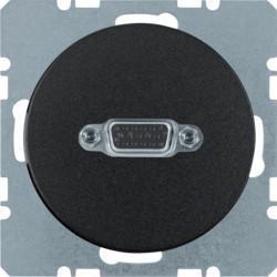 3315402045 - R.1/R.3 - tomada VGA, preto BERKER EAN:4011334367185