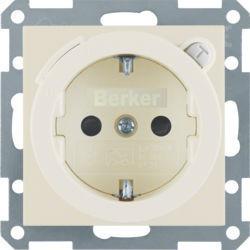 47088982 - S.1/B.x - Schuko diferenc. 30mA, creme BERKER EAN:4011334280484