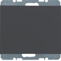 6710457006 - K.1/K.5 - espelho cego, antracite mate BERKER EAN:4011334296300