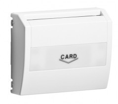 70731 TBR - CENTRO P/INTERRUPTOR CARD-SYSTEM BRANCO EFAPEL 5603011561246