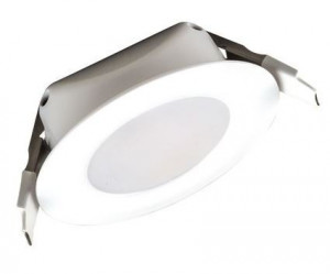 71050 Beghelli Downlight Beghelli Ultra Compact Led 8W 3000K IP42
