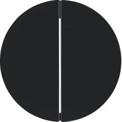 85146131 HAGER R.1/R.3 - tecla dupla KNX RF, preto***