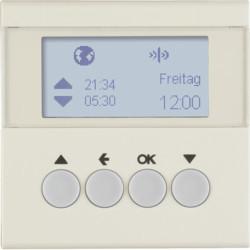 85745182 - S.1 - progr. hor. est. KNX RF, creme BERKER EAN:4011334375241