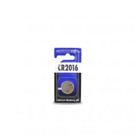 9000009 - 4976680200565 Bateria de lítio FUJITSU CR2016 3V, Blister 1 unid.