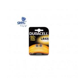 9000153 - 5000394504424 Bateria alcalina Duracell LR44 Blister 2