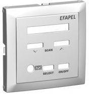 90852 TGE - 5603011557393 CENT P/CENTRAL MODULAR 1CANAL ST C/FM GELO EFAPEL