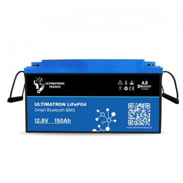 Bateria de Lítio 12V 150Ah (485x 172 x 240 mm) - Ultimatron