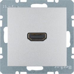 BERKER - 3315421404 - S.1/B.x - tomada HDMI, alumínio mate 23