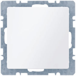 BERKER - 6710096089 - Q.x - espelho cego, branco 23