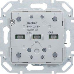 BERKER - 80142180 - BP KNX S.x/Bx. Easy 2 teclas com BCU 25