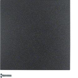 BERKER - 85145185 - S.1/B.x - tecla simples KNX RF,antr mate 25