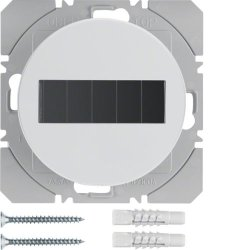 BERKER - 85655139 - R.1/R.3 - BP simples, solar, KNX RF, br 25