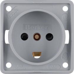 BERKER - 962722506 - Integro - tom. Dinamarca 13A, cinz mt 23