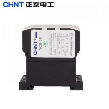 CHINT - CONTACTOR TRIPOLAR MINI 20AC1/9AC3 1NC 24VAC NC6390124VAC