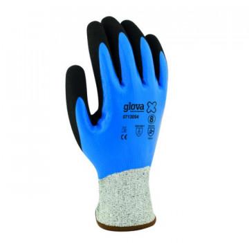 Equipamentos de Protecção - 5815 - Luva Anti-Corte Hppe Revestimento Nitrilo 10