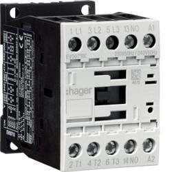 EV00710C - Cont. 3P+1 NA 7A 230 V 50Hz/240 V 60Hz HAGER EAN:3250612235810