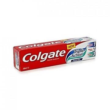 Higiene Pessoal, Detergentes e Ambientadores - 4112 -Colgate Pasta Dentrífica 100ML Tripla Acção K.M.S