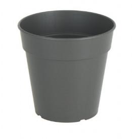 HORTA E JARDIM - 2365 - Vaso Produção Madagascar 7,5cm Antracite Artevasi