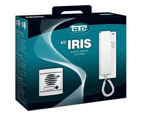 KIT Intercomunicador CTC IRIS 5511