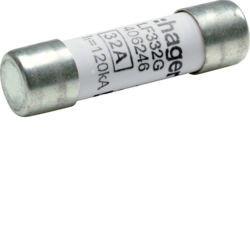 LF332G - Fusível 10x38 gG 32A 400V HAGER EAN:3250614062469