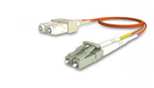 LM-020D5LCPSCP - Patch Cord jumper LC - SC MM 50/125 Duplex 2m LSZH                 2mm LIGHTMAX